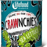 Chips crawnchies cu sea lettuce (alge marine)